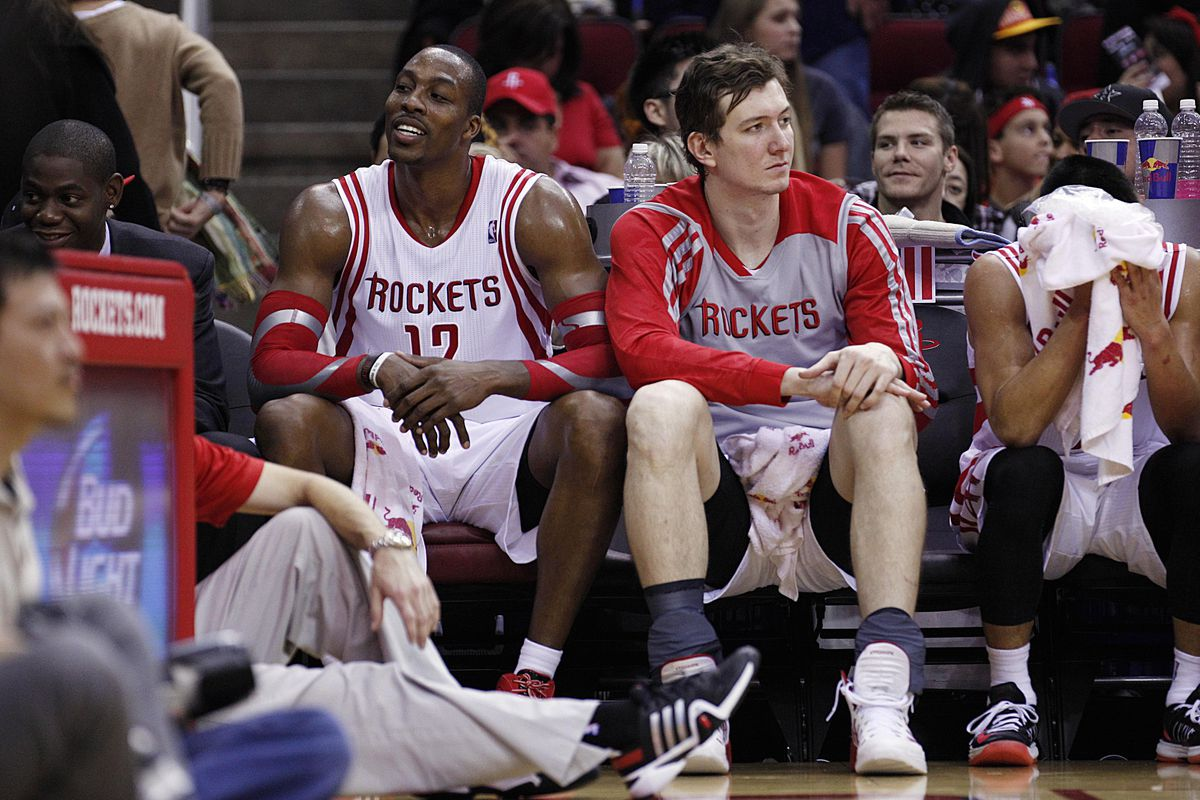 Omer Asik trade could involve Rockets and Sixers in three-team deal - The Dream Shake