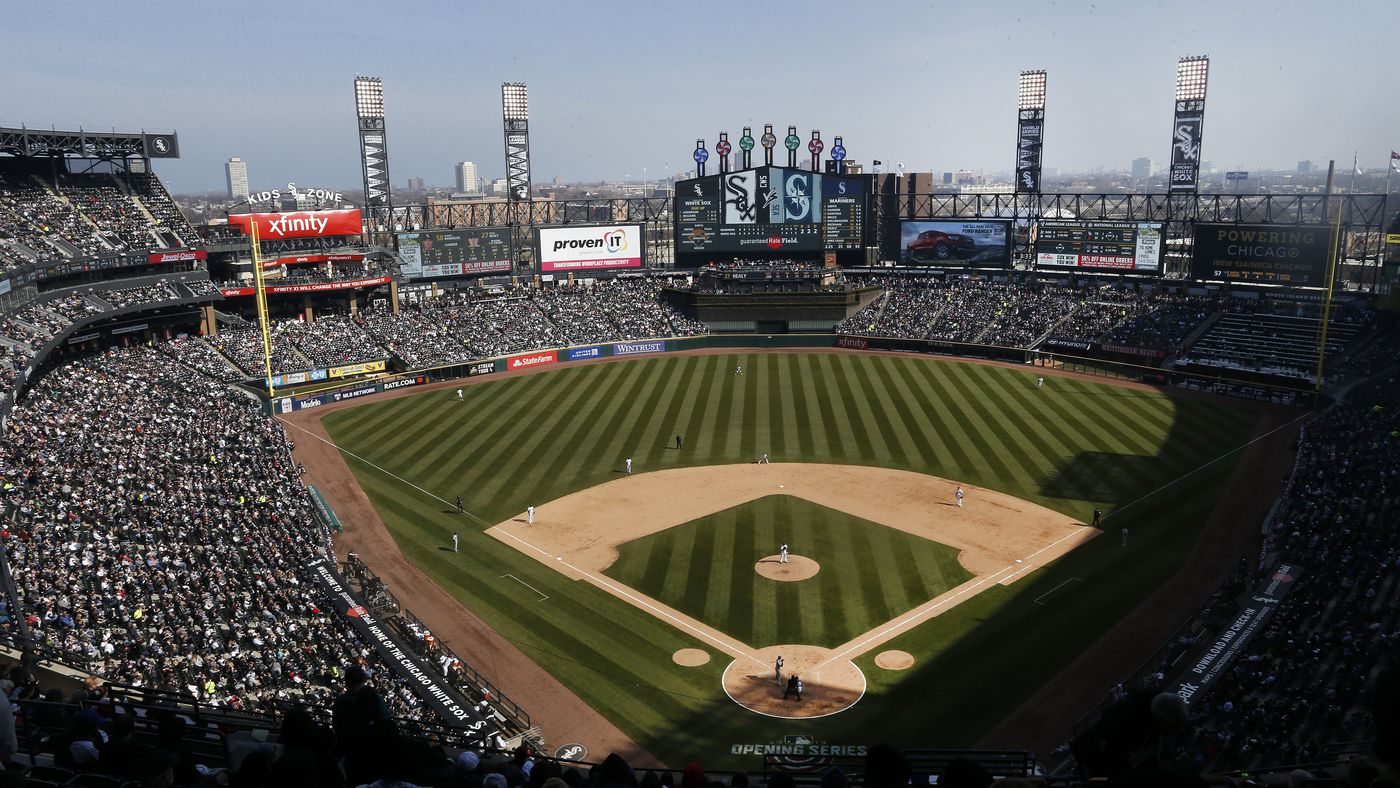 62315d676 View from the other side: White Sox questions for Brett Ballantini of South  Side Sox - Bluebird Banter
