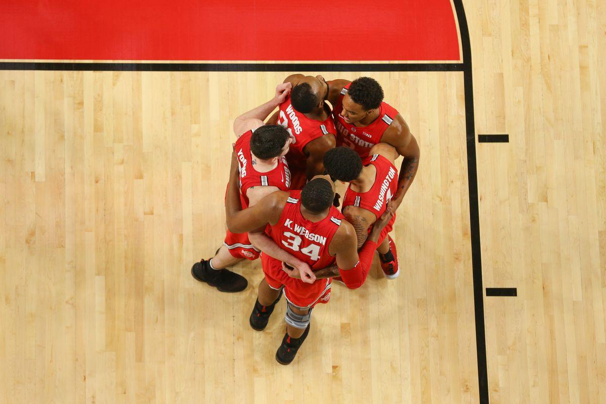 COLLEGE BASKETBALL: NOV 07 OSU at Cincinnati