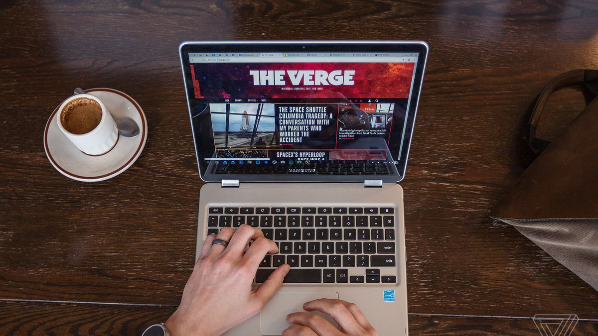 Samsung Chromebook Plus review: future imperfect - The Verge