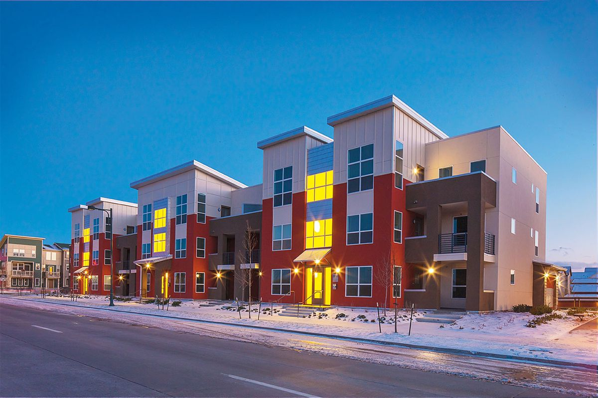 How Denver pushed rents down citywide - Curbed