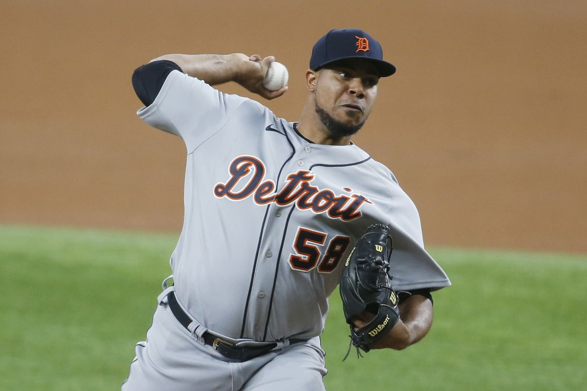 MLB: Detroit Tigers at Texas Rangers