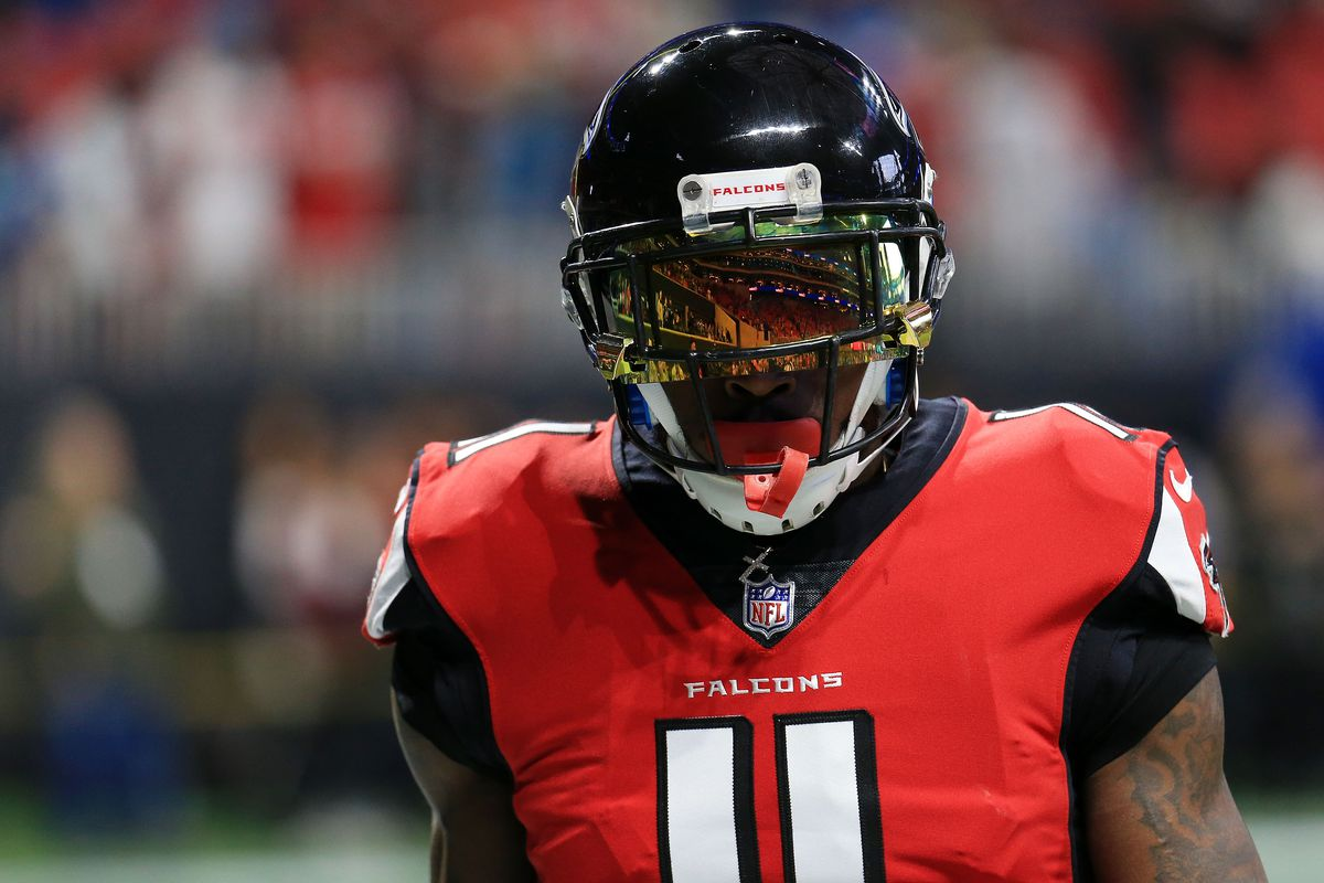 Photo By Daniel Shirey Getty Images For Those Worried That Julio Jones