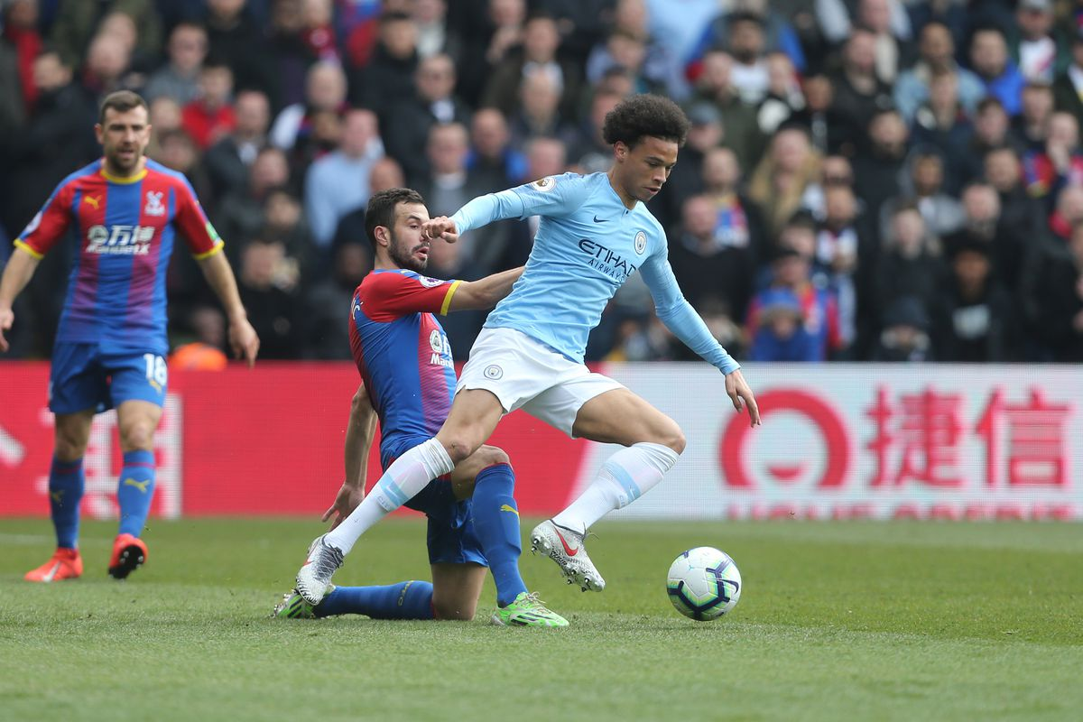 Crystal Palace v Manchester City – A Early Look At The Opposition - Bitter  and Blue