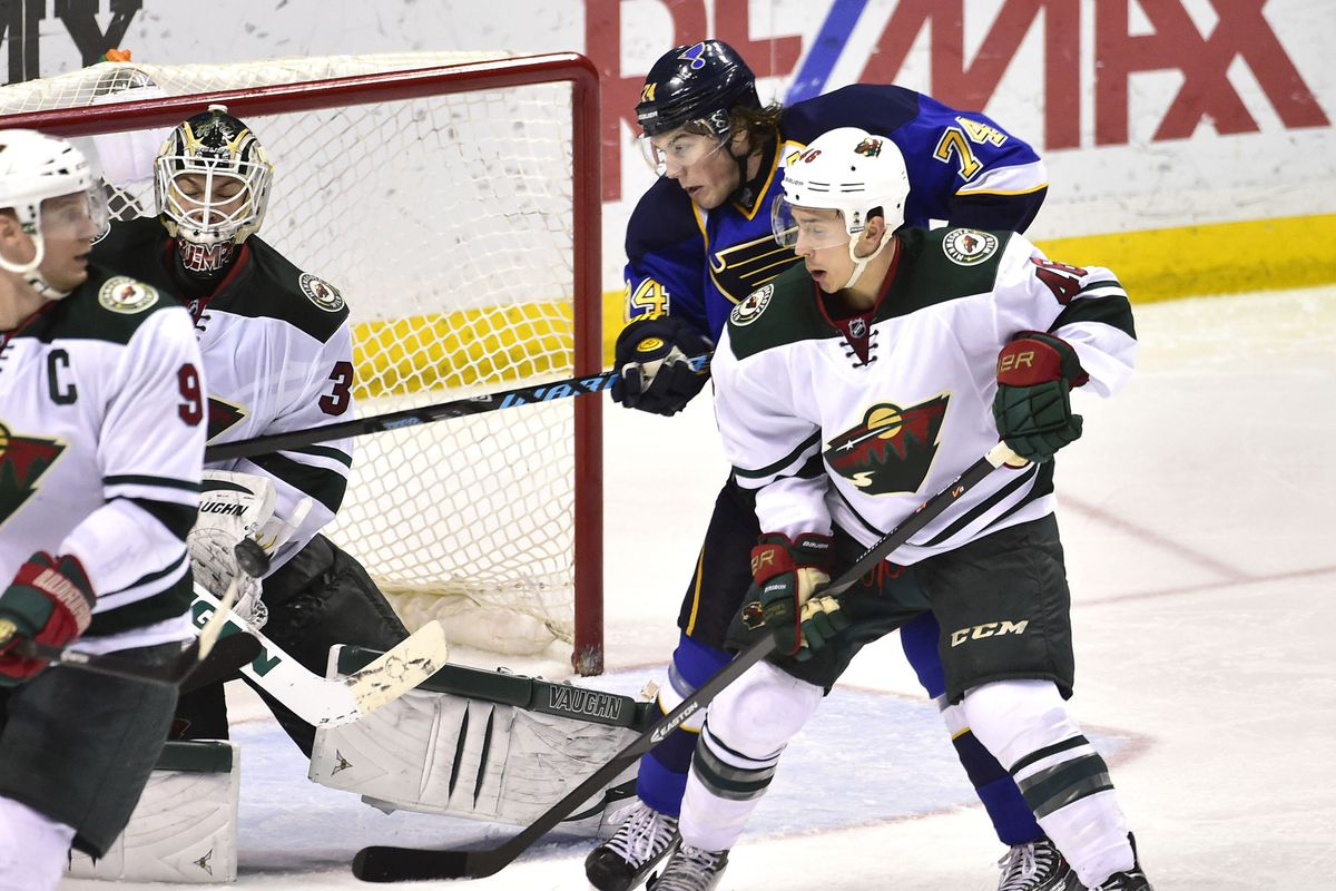We're going to tap a little of that NoDak magic tonight against our Minnesota foes ...