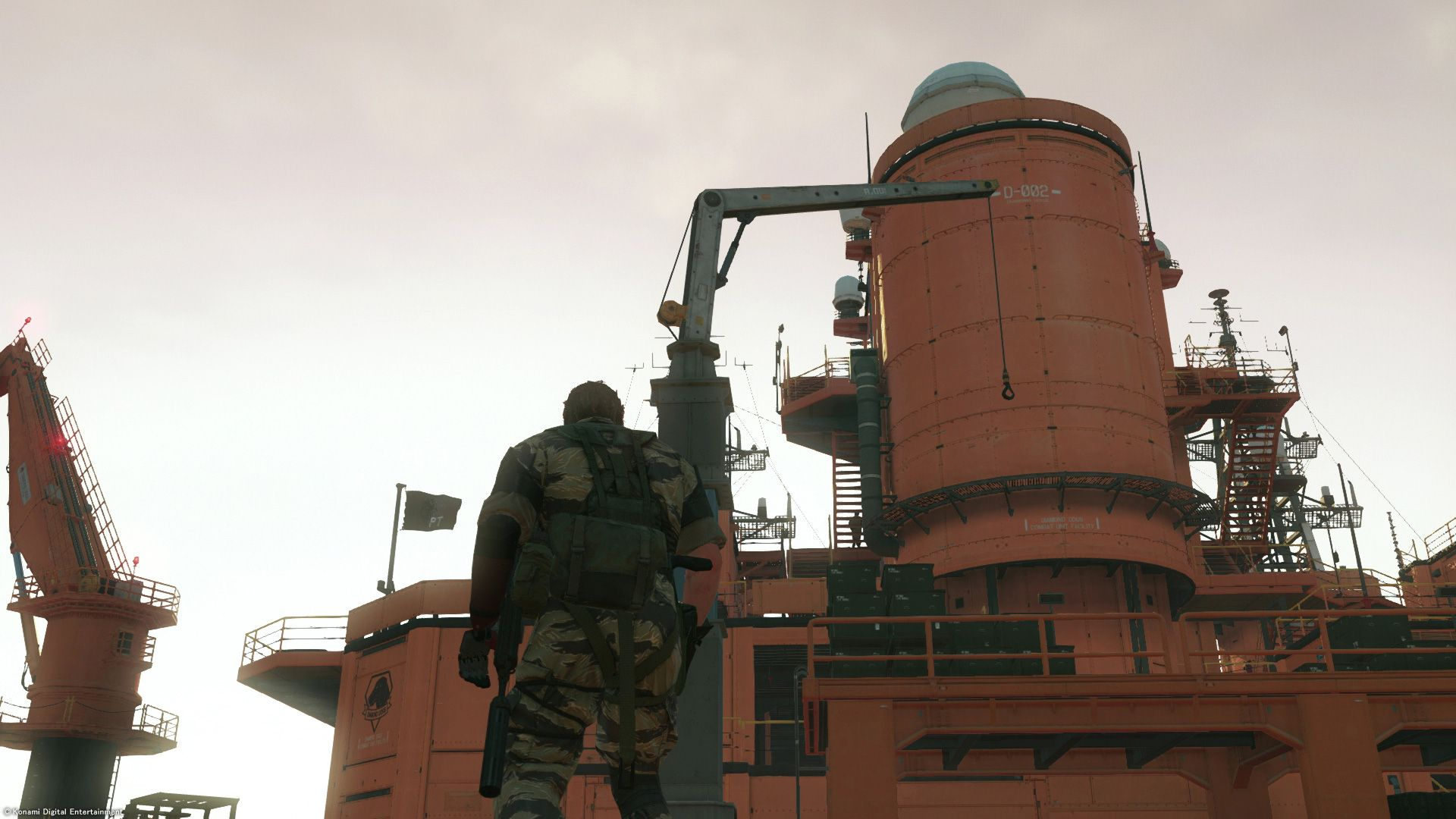This 30-minute Metal Gear Solid 5 demo (and these 19 GIFs) turned me around on the game | Polygon