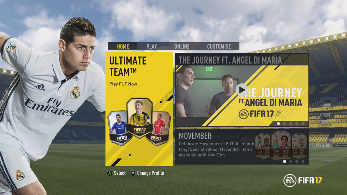 What is FUT in FIFA 17? A beginner's guide to Ultimate Team - FUT Nation