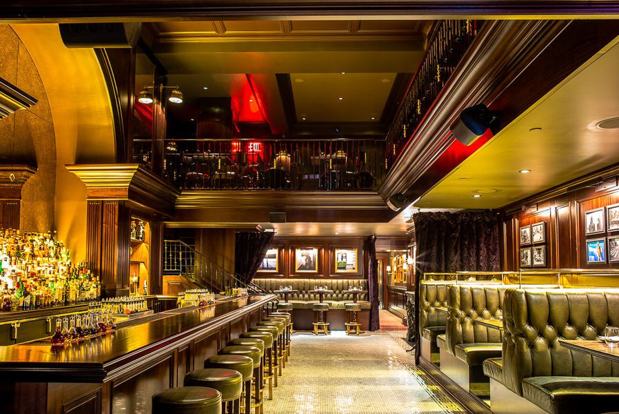 The Nomad Bar The Nomad S Gorgeous New Neighbor Eater Ny