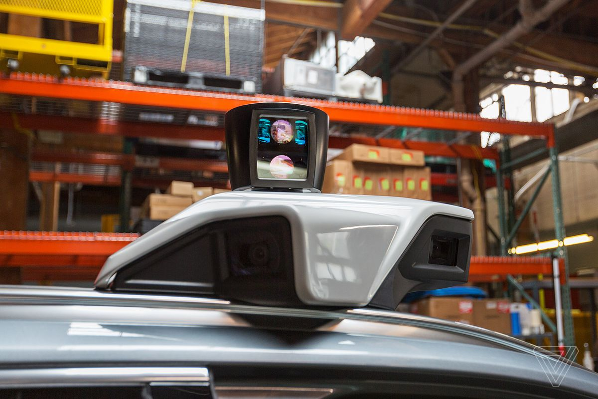 Uber scaled back the number of sensors on its self-driving cars ...