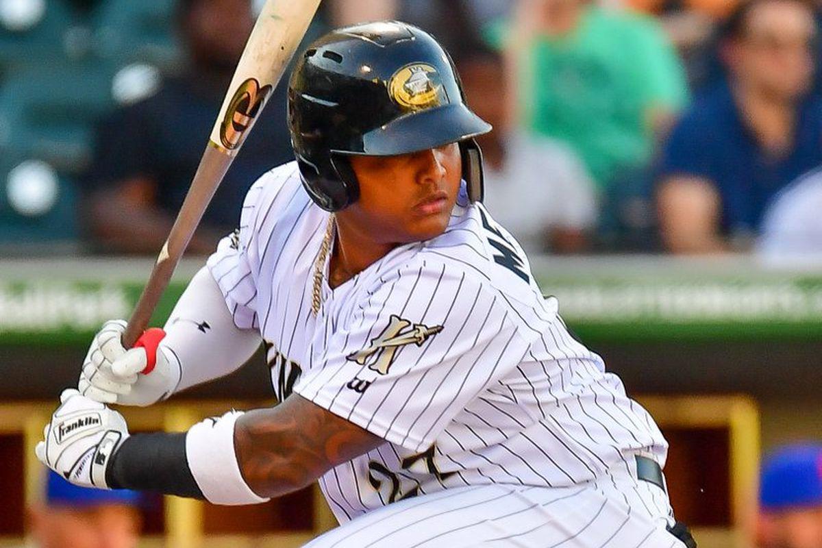 Under the Radar: Yermin Mercedes - South Side Sox