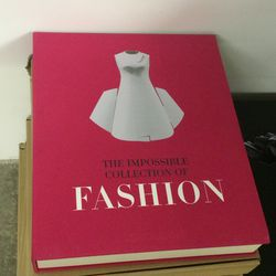 Impossible Collection of Fashion, $211.25 (was $845)