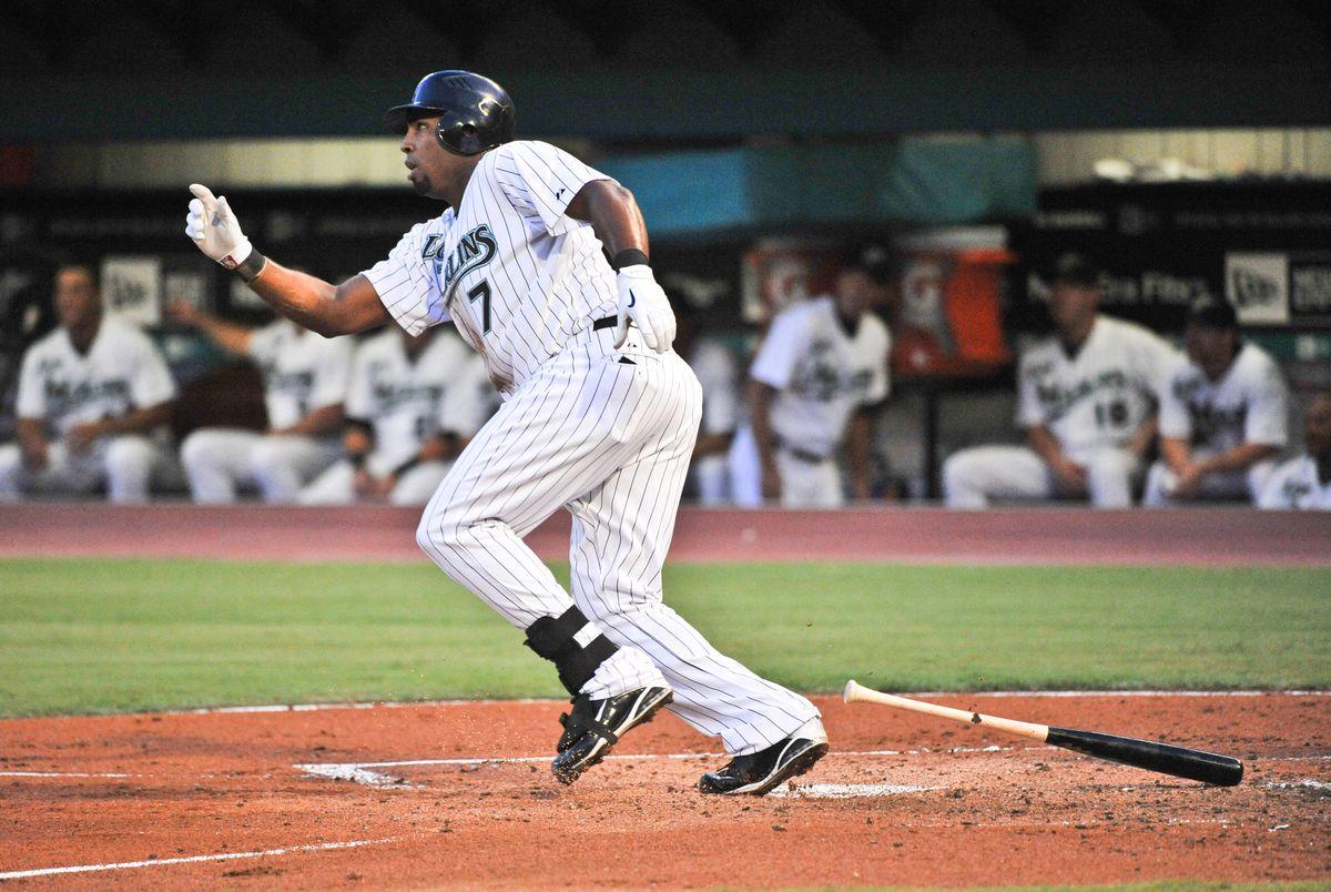 Houston Astros v Florida Marlins