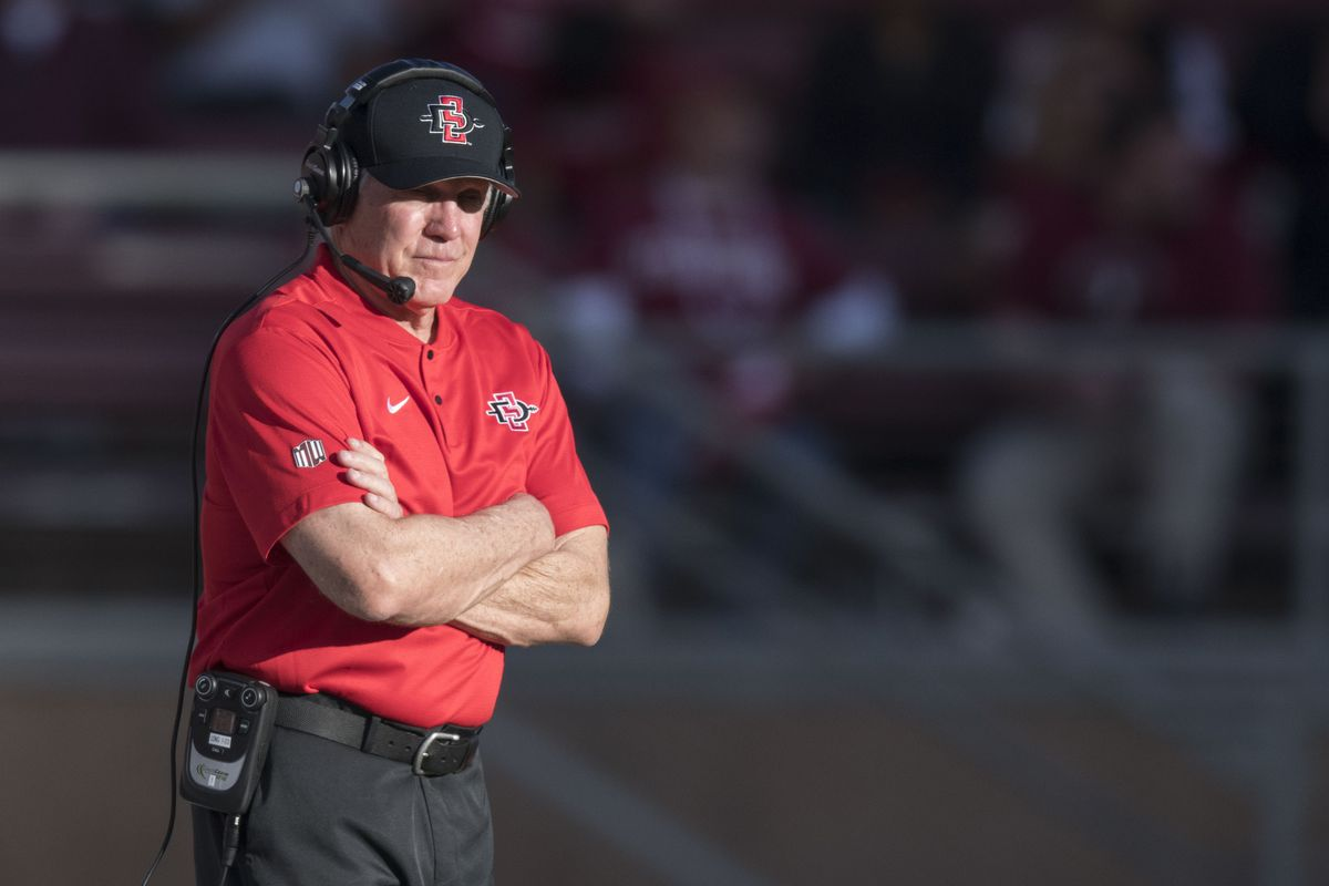NCAA Football: San Diego State at Stanford