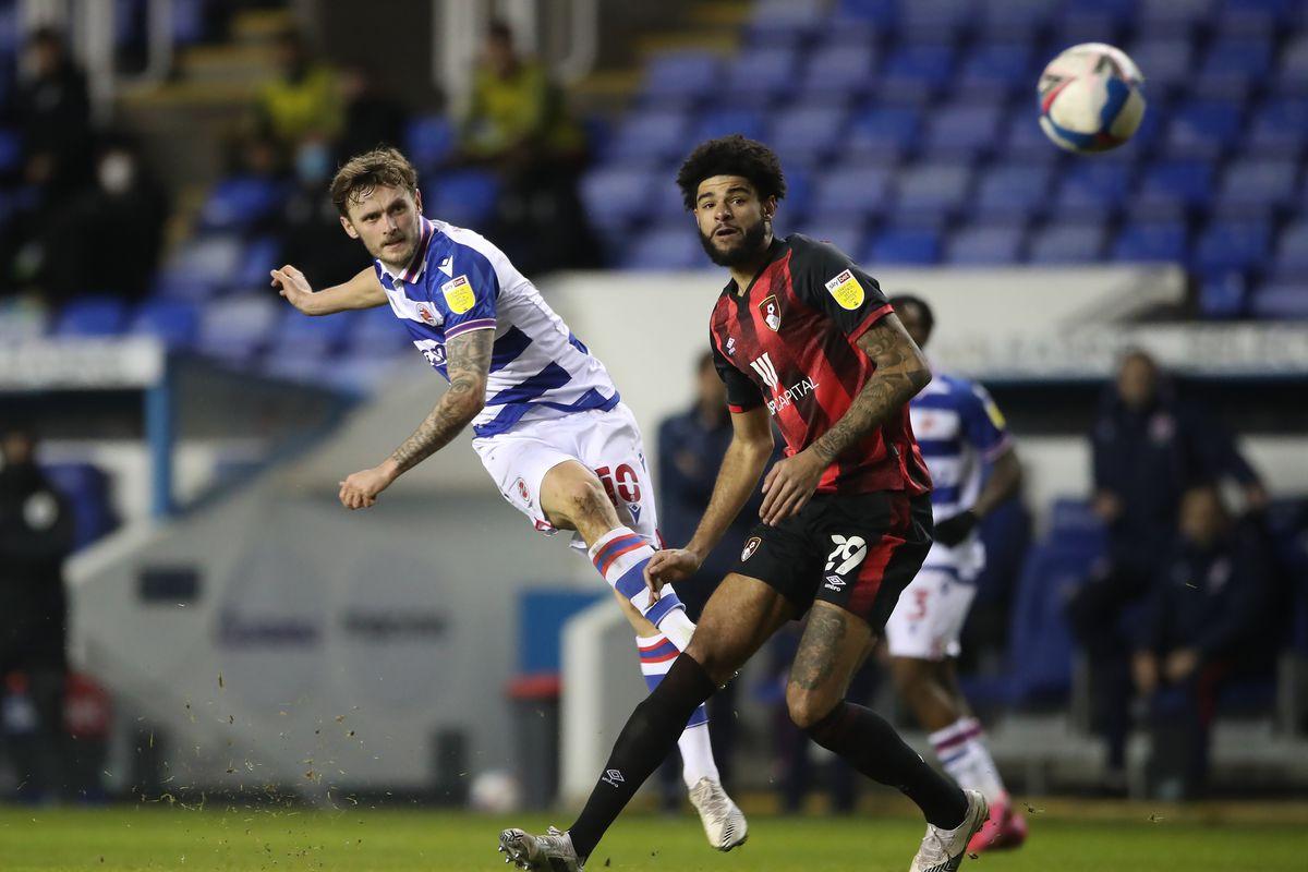 Reading v AFC Bournemouth - Sky Bet Championship - Madejski Stadium