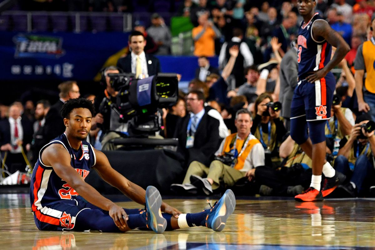 Final Four Game Recap Virginia 63 Auburn 62 College And