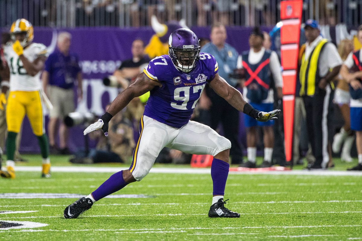 Everson Griffen s huge 4 year $58 million extension from