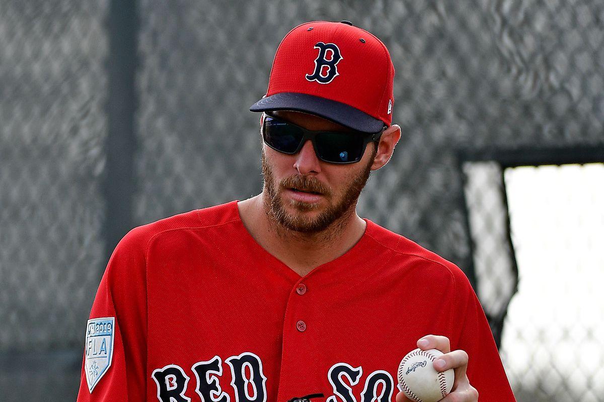 MLB: Boston Red Sox-Workouts