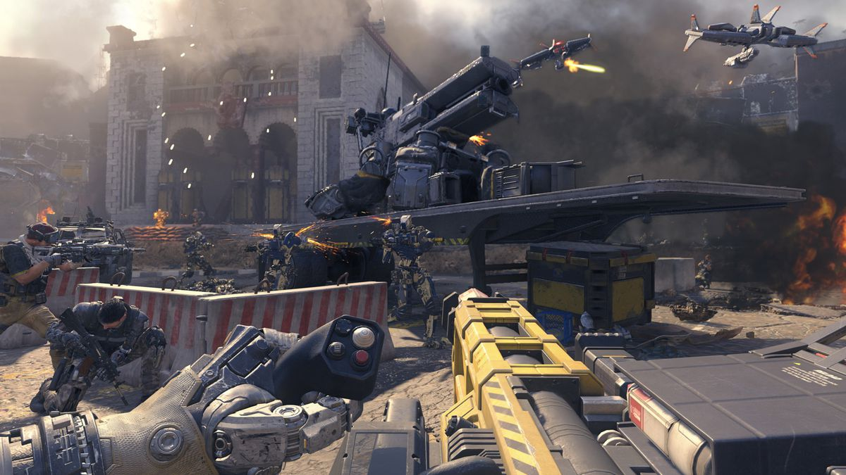 Black Ops 3: The future of Call of Duty multiplayer - Polygon