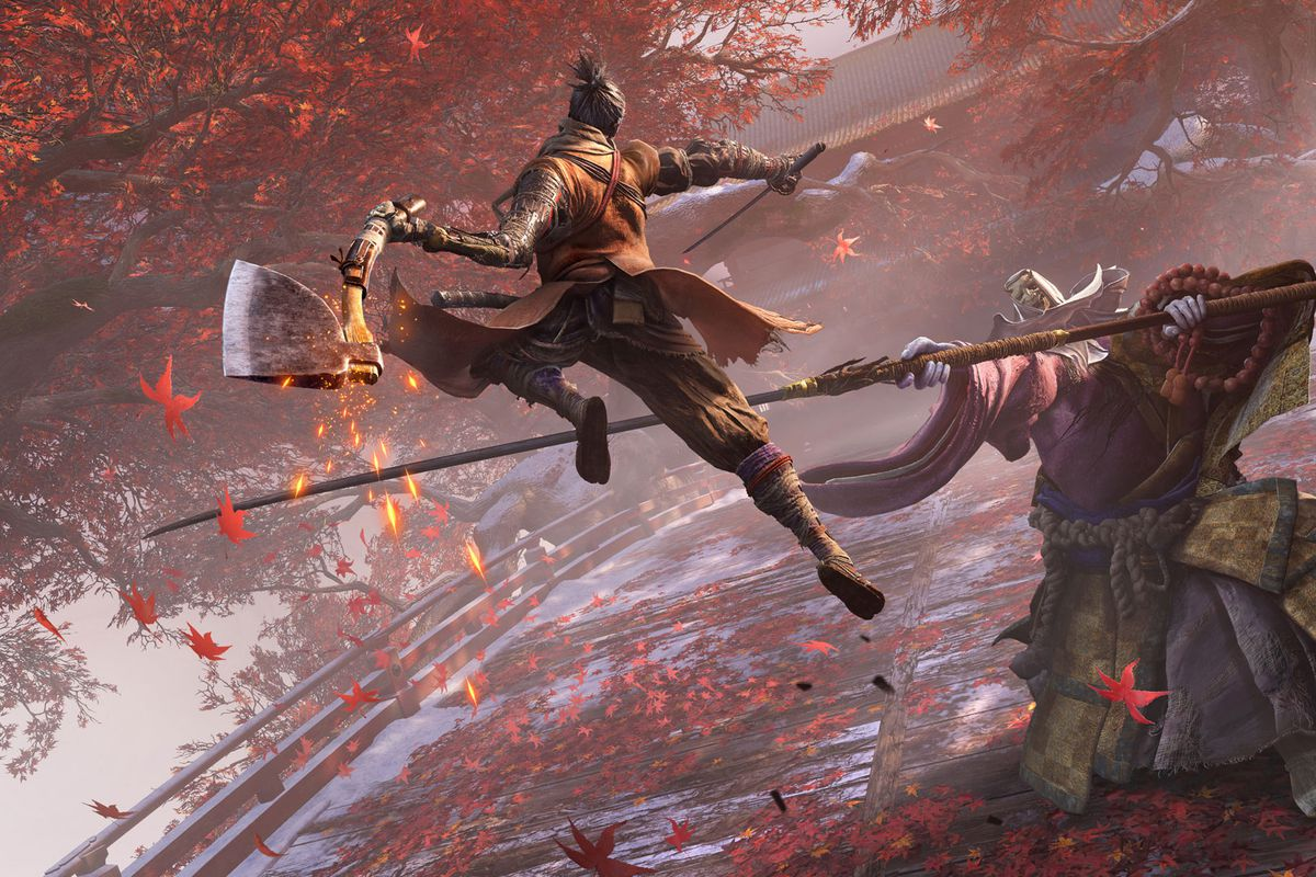 Xbox One consoles include Sekiro: Shadows Die Twice for ...