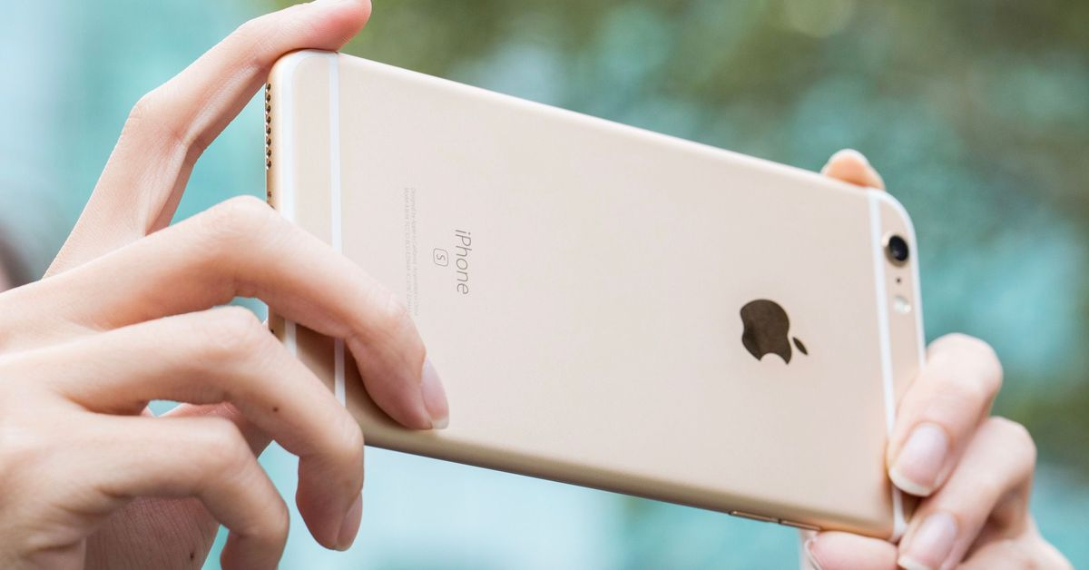 The six-year-old iPhone 6S and 6S Plus will get iOS 15, and that rules