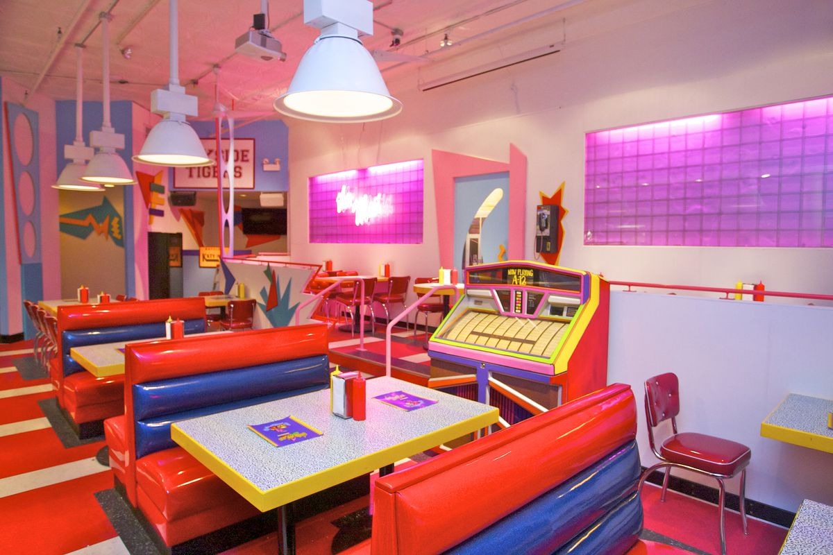La S Saved By The Bell Pop Up Restaurant Secures Space In