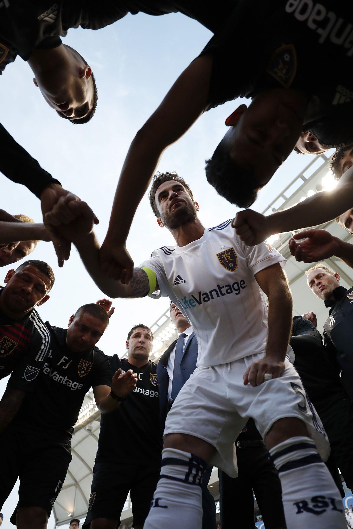 MLS: Chicago Fire at Real Salt Lake