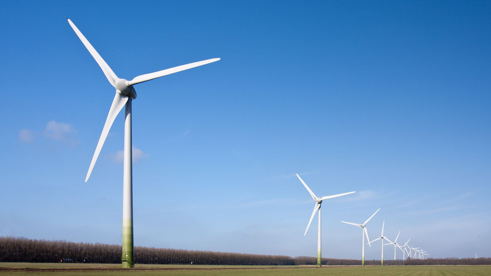 Wind Farms Shown To Raise Temperatures Around Them Long