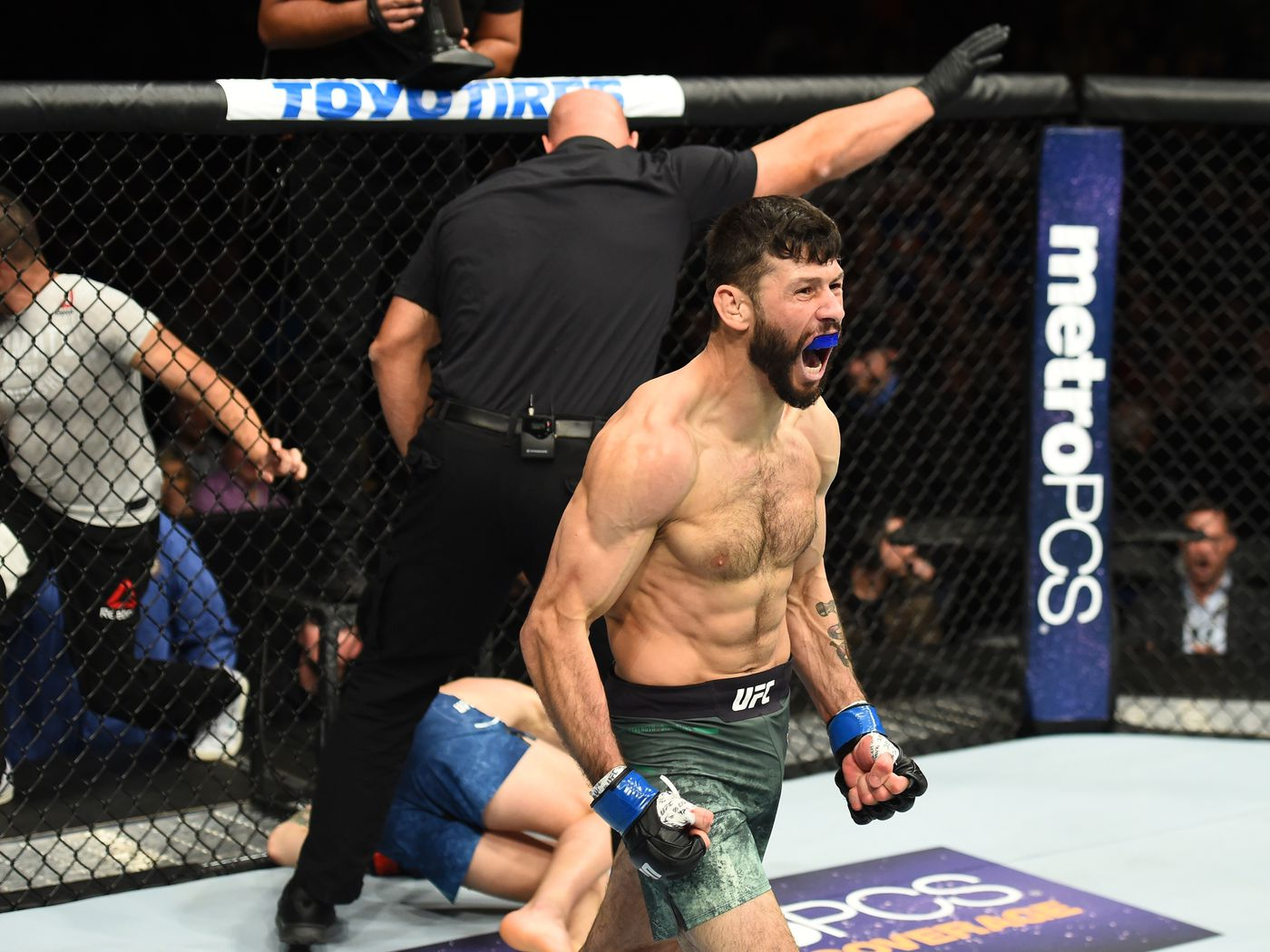UFC St. Louis results and highlights: Big KO by Marco Polo Reyes ...