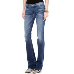 """<b>Athletic:</b> <b>Koral</b> Slim Bootcut Jeans, <a href=""""http://www.anthropologie.com/anthro/product/4122292660027.jsp?cm_vc=SEARCH_RESULTS"""">$224</a> at Anthropologie"""