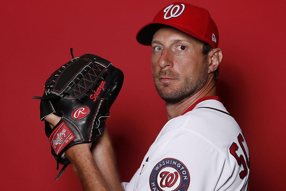 ec9e2fb8 Washington Nationals send Max Scherzer out on Opening Day again ...