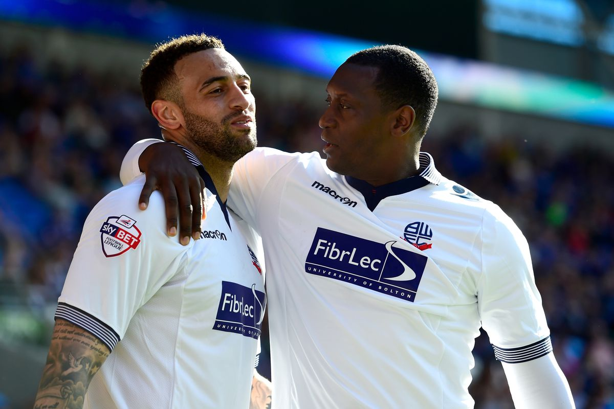 Craig Davies and Emile Heskey's combined 8 goals in 66 appearances sum up Wanderers' goalscoring woes this season
