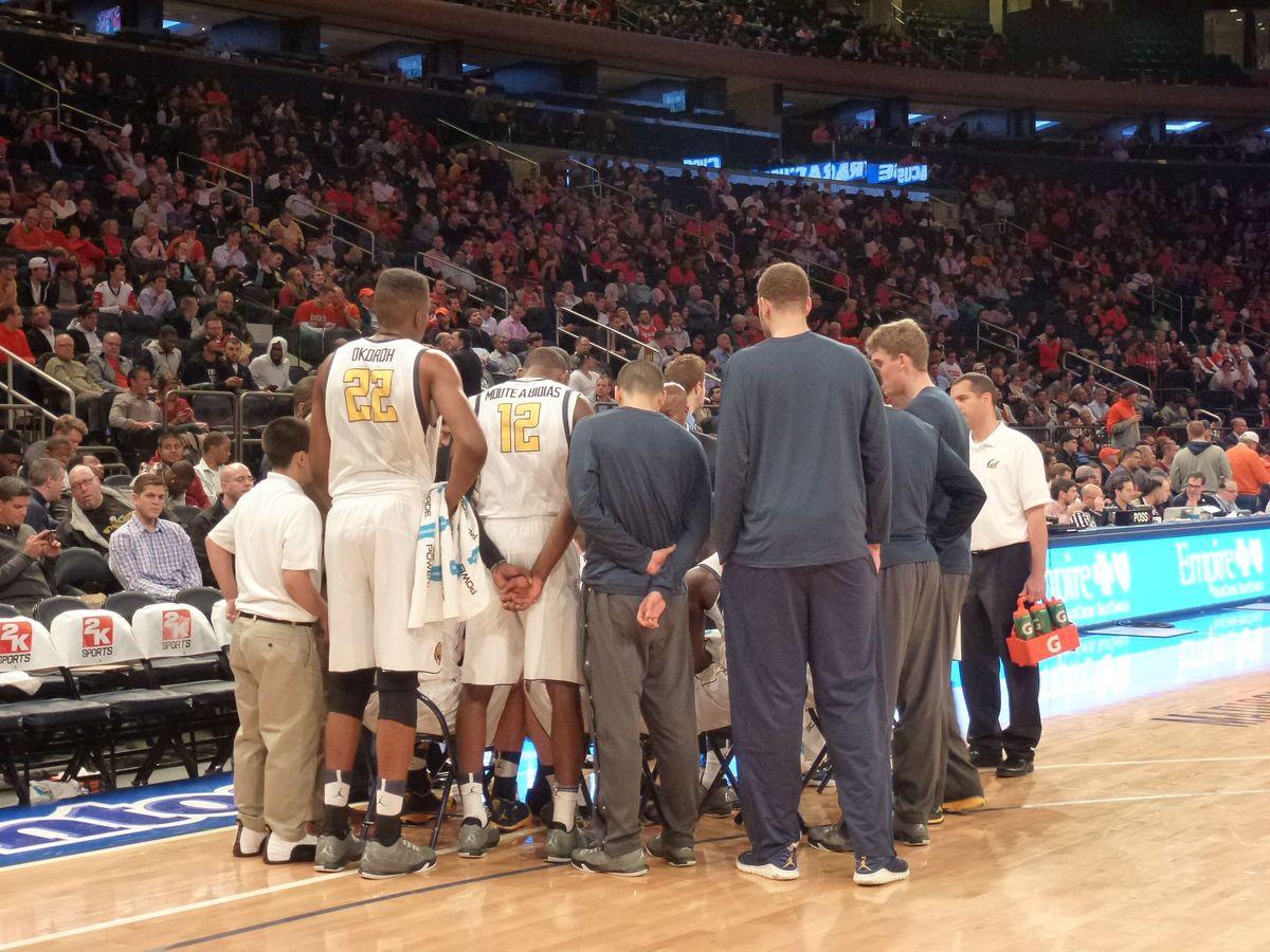 Cal vs. Syracuse 2014