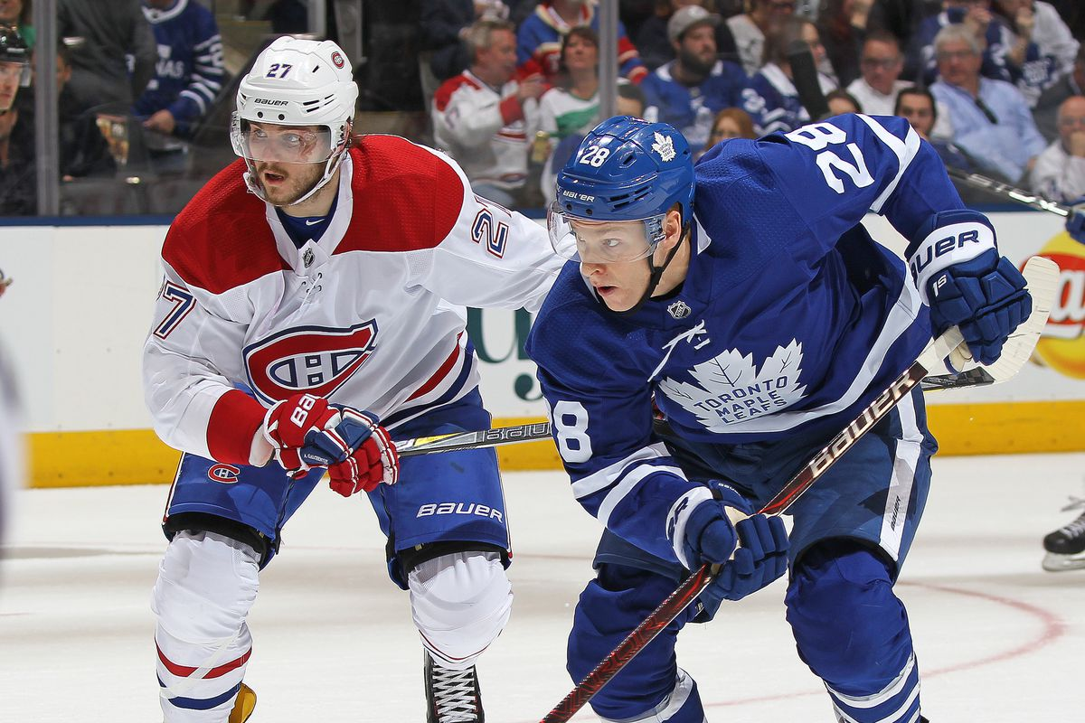 Toronto Maple Leafs vs Montreal Canadiens game preview ...