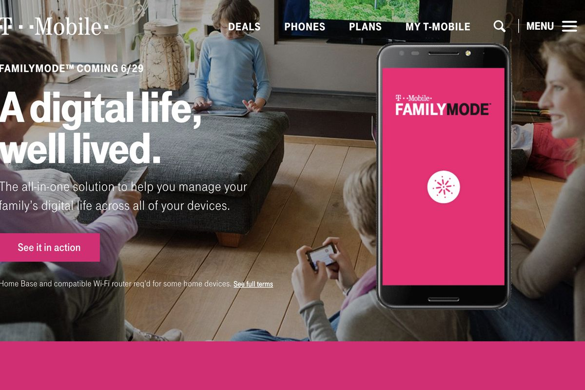 T-Mobile adds new FamilyMode  Here's what it does - Deseret News