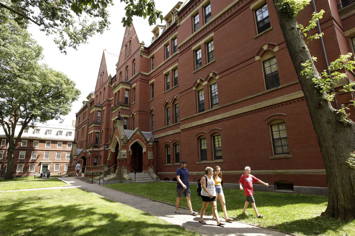 A Harvard University Guide To Executive >> The Harvard Admissions Case That Could End Affirmative