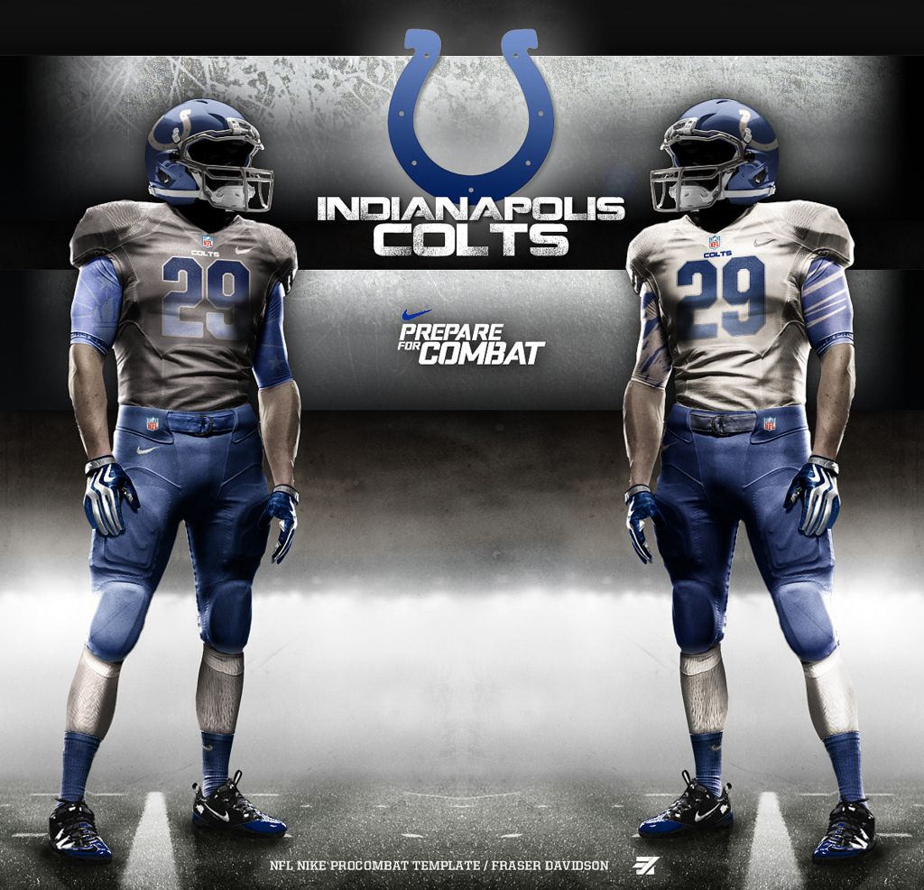5014ad664 Colts Have Classic Jersey Design