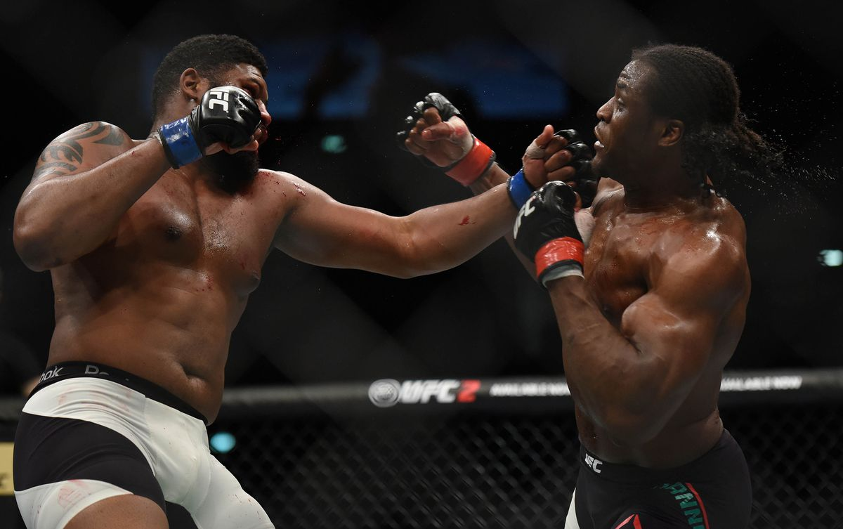 MMA: UFC Fight Night-Ngannou vs Blaydes