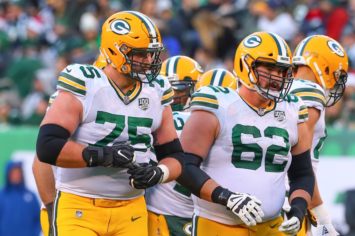 Nfl Best Offensive Lines 2019 2019 NFL preview: Ranking the NFC North offensive lines   Pride Of