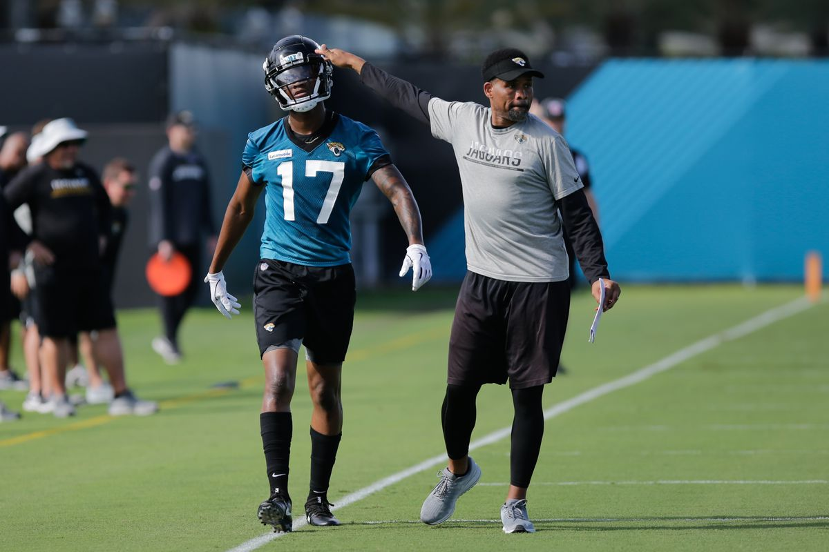NFL: JUN 11 Jacksonville Jaguars Minicamp