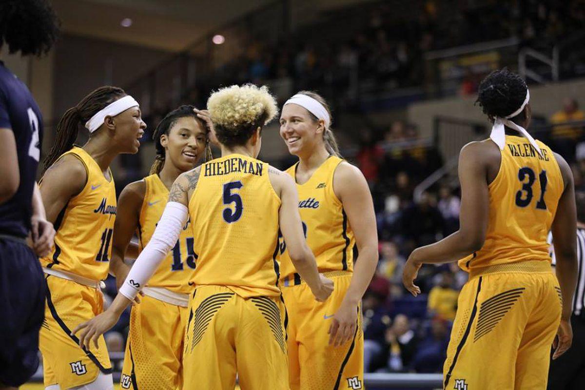 Marquette women's basketball