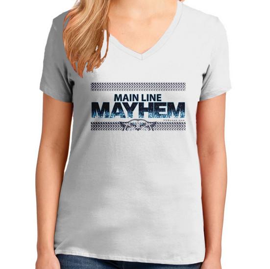 Main Line Mayhem shirt (W)