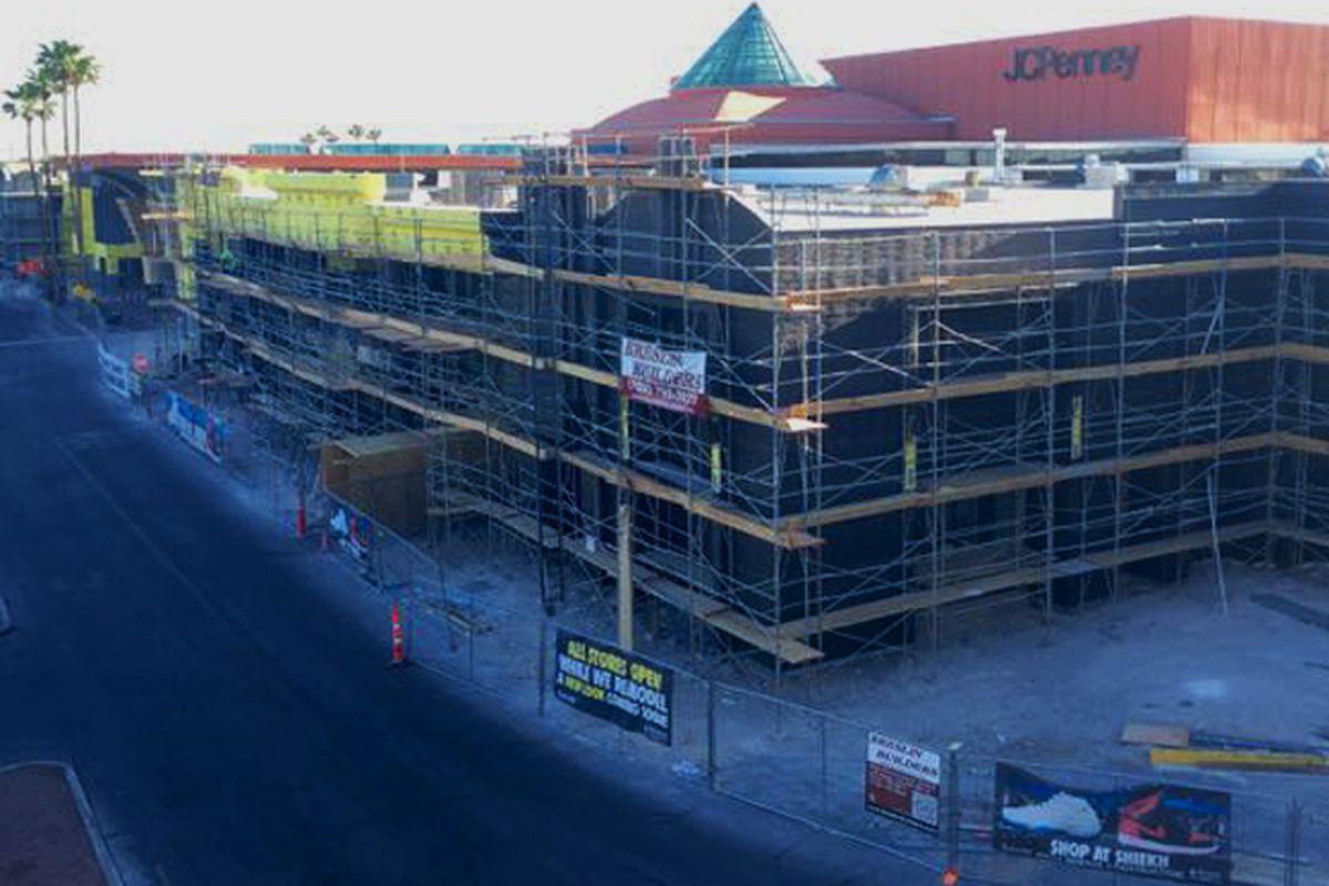 Boulevard Mall rendering
