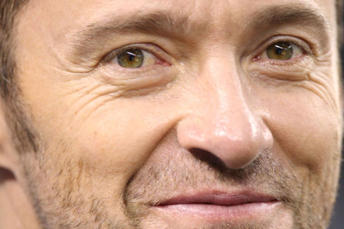 HUGH JACKMAN YOU'RE TOO CLOSE WHO IS EVEN DIRECTING THIS