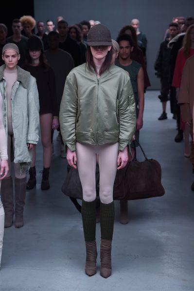 Female fashion design template