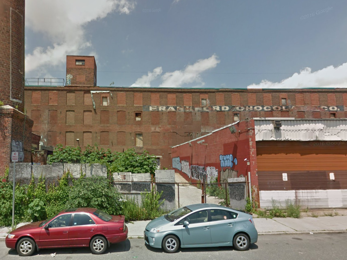 12 incredible abandoned places in Philly - Curbed Philly