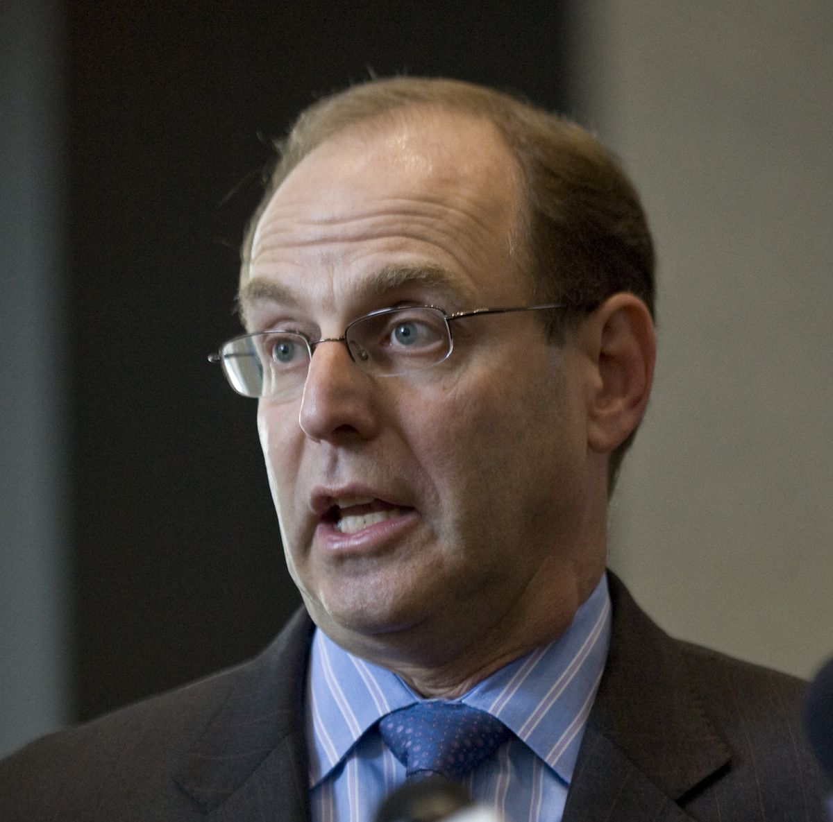 <small><strong>Attorney Ron Safer says his client, Brian Howard, has always accepted responsibility for what he did.   Sun-Times File Photo</strong></small>