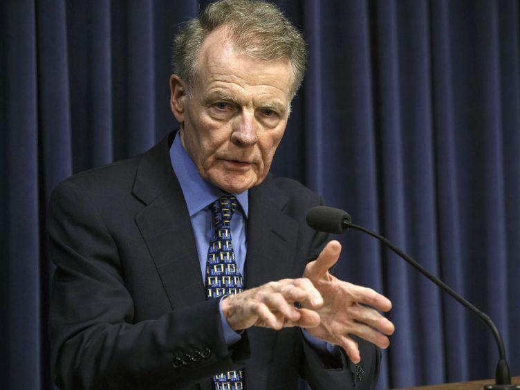 Illinois House Speaker Michael Madigan. | Justin Fowler / The State Journal-Register via AP