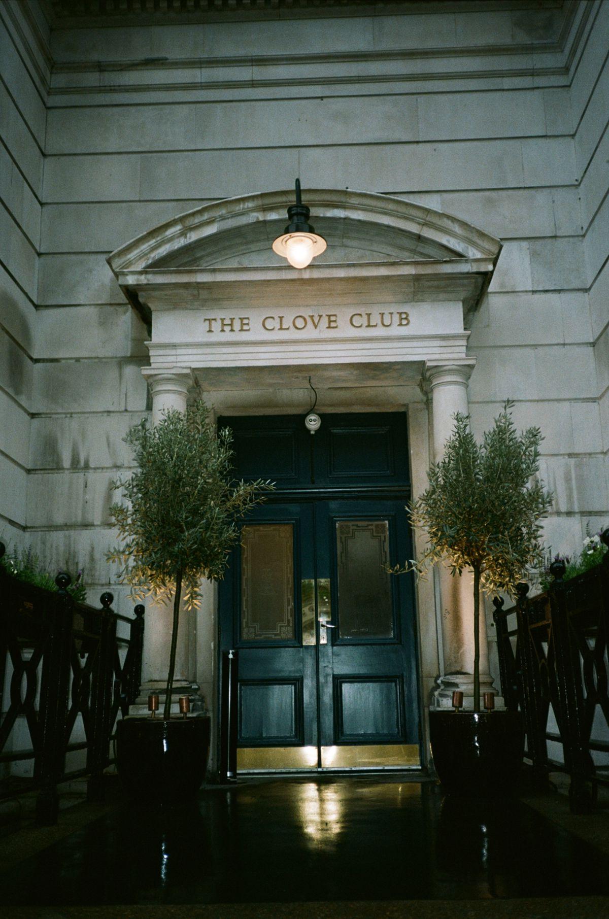 Michelin-starred restaurant in Shoreditch, The Clove Club