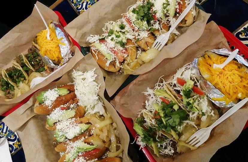 Tacos from Nana's Taqueria
