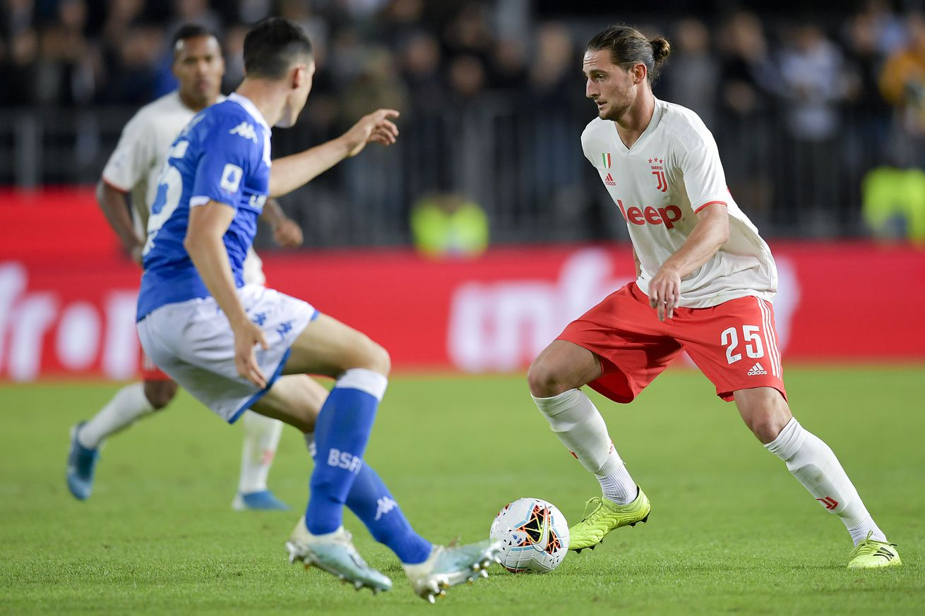 Round 24: Juventus vs. Brescia match preview